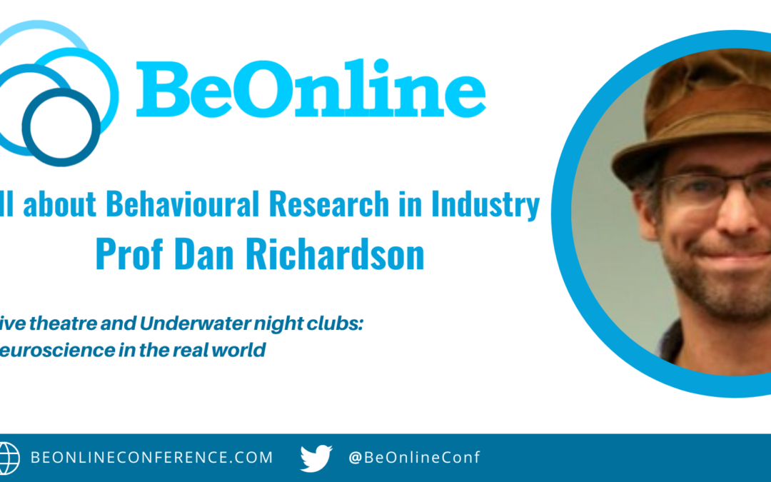 Live theatre and Underwater night clubs: neuroscience in the realworld